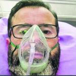 STRAVIČNA ISPOVEST nultog korona pacijenta u Srbiji! Đantar je gledao SMRTI u oči nakon prvih simptoma