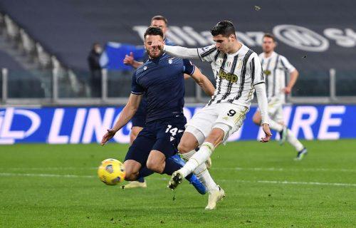 Zanimljiv derbi Serije A: Juventus pobedom protiv Lacija ostao u borbi za titulu (VIDEO+FOTO)