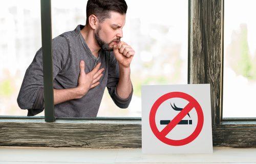 Kako ostaviti cigarete