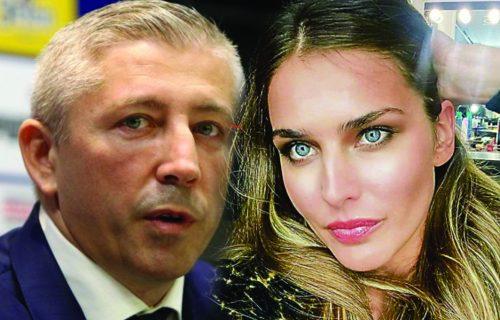 Kokeza se TEŠKO ZARAZIO na bahanalijama u Milanu: Platio je veliku cenu ljubavi sa manekenkom Tamarom