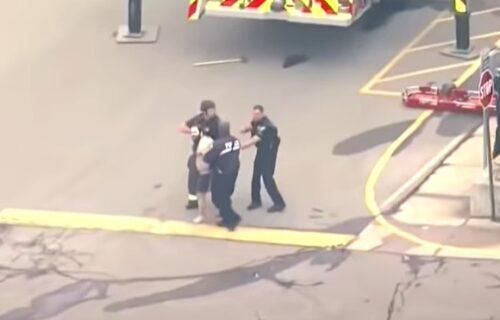 Krvav i go: Ovako je uhapšen MASOVNI UBICA iz Kolorada (VIDEO)