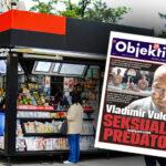 Danas u novinama Objektiv: Vuletić uhvaćen u pedofilskoj aferi, Vučić zapretio mafiji (NASLOVNA STRANA)