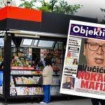 Danas u novinama Objektiv: Vučićev nokaut mafiji, katanac na sve do ponedeljka… (NASLOVNA STRANA)