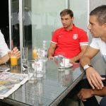 Bez dlake na jeziku: Bivši reprezentativac Srbije objasnio zašto se nije vratio u Crvenu zvezdu!