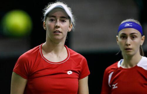 WTA lista: Pad Stojanovićeve, skok Kostićeve!