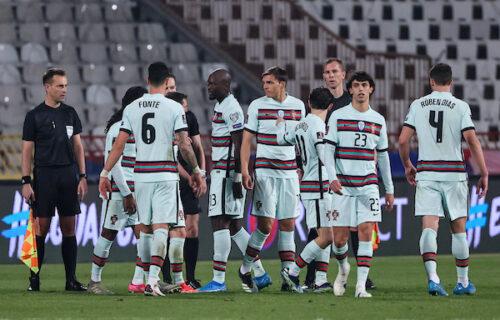 Portugalci se žalili nakon duela protiv Srbije: Stigao ekspresan odgovor iz UEFA
