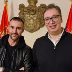 """""""Napred Srbijo"""": Predsednik Vučić ugostio jednog od najvećih svetskih dizajnera (FOTO)"""