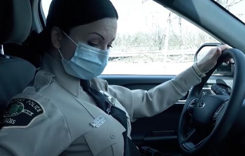 Srpkinja zavodi red u najopasnijem gradu u Americi: Ana HAPSI KRIMINALCE u Čikagu (VIDEO)