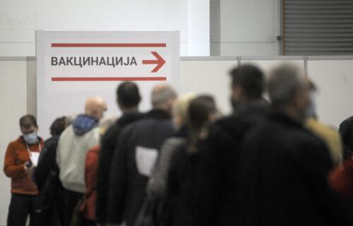 Beograd ŠAMPION vakcinacije u Srbiji: Građani prestonice primili blizu 900 hilljada doza