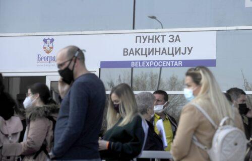 U Beogradu vakcinisano više od 460.000 građana: Evo ko više prednjači u imunizaciji - žene ili muškarci