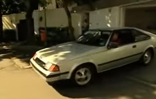 Više od automobila: Legenda brazilskog fudbala još vozi kola koja je dobio pre 40 godina! (VIDEO)