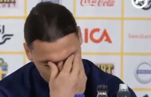 Kakav maler od čoveka: Nova povreda Zlatana Ibrahimovića!
