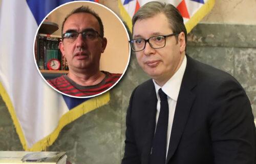 Hajka protiv Vučića zbog Jasenovca: Hrvatima se pridružio SRPSKI novinar koji naš narod krivi za GENOCID