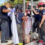 GOLA žena upala u šaht i 3 dana plakala u njemu: Posle spasavanja je otkrila najgoru istinu (FOTO)