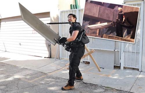 Jutjuber barata OGROMNIM mačem kao perorezom: Tajna je u egzoskeletu (VIDEO)