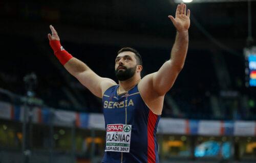 Nove tužne vesti za srpsku atletiku: Asmir Kolašinac ne ide na Evropsko prvenstvo!