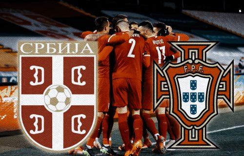 """Odlučeno gde će se igrati meč Portugala i Srbije: """"Orlovima"""" od te utakmice zavisi plasman na Mundijal!"""