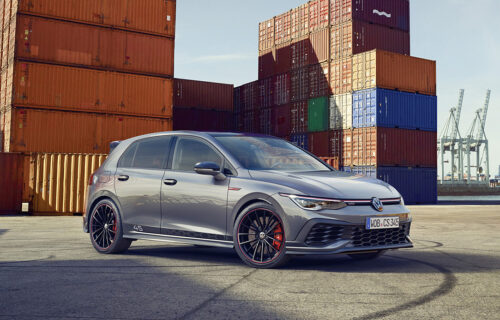 Poklon za 45. rođendan: Novi Golf GTI Clubsport (VIDEO)