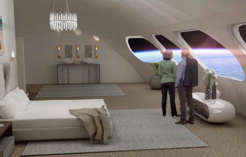 Svemirski hotel otvara vrata 2027! Imaće restorane, bioskope, spa-centar i smeštaj za 400 osoba (VIDEO)