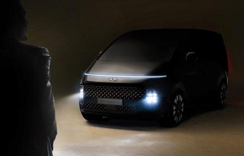 NOVI ADUT: Hyundai Staria je minivan budućnosti (VIDEO)
