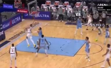 Asistencija sezone u NBA ligi: Jokić i Marej ostavili sve u čudu, ovo se ne viđa svaki dan (VIDEO)