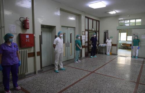 Vojna bolnica Niš ponovo u kovid sistemu