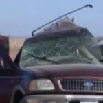 Horor na jugu Kalifornije: U nezapamćenom udesu 12 POGINULIH, jeziv prizor na putevima Amerike! (VIDEO)