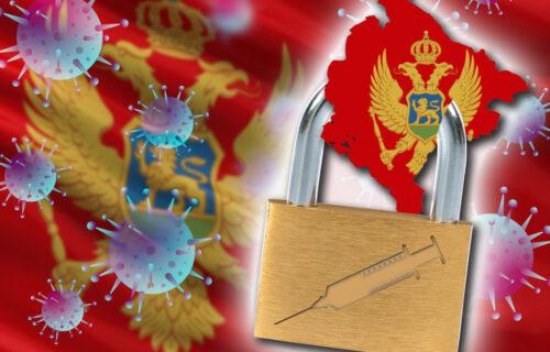 Crna Gora na ivici ponora: Nadležni zabrinuti zbog korone, opcija je TOTALNO ZAKLJUČAVANJE