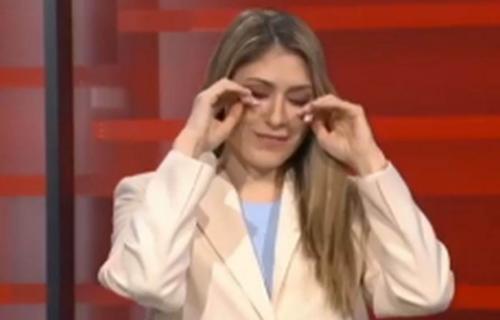 Voditeljka Slagalice se RASPLAKALA u emisiji: Kristina posle 9 godina nije mogla da obuzda emocije