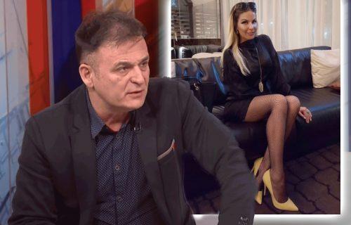 Afera EROTSKE PORUKE ponovo drma: Oglasila se voditeljka pa poslala BRUTALNU poruku za Lečića (FOTO)