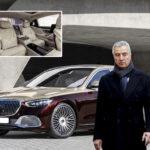 """Milo ne da svog """"majbaha"""": Đukanović se grčevito bori za SUPERLUKSUZNI automobil od milion evra"""