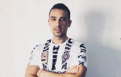 Lasica u Partizanu: Andrija Delibašić je moj dobar prijatelj!