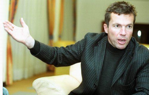 Lotar Mateus kandidat za selektora Nemačke? Da, dobro ste čuli, bivši trener Partizana prekida penziju!