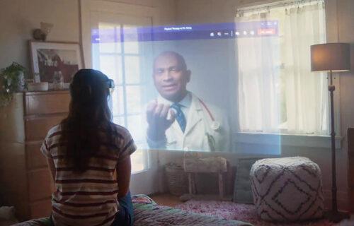 Zaboravite Zoom, Microsoft želi da ćaskate sa hologramima (VIDEO)