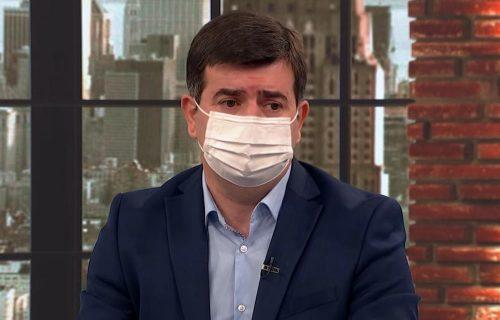 """Dr Đerlek pozvao na OPREZ:  """"Još uvek je RANO za opuštanje, imunizacija mora biti ubrzana"""""""