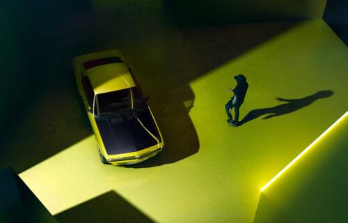 "Opel ""oživeo"" legendu: Posle 50 godina Manta u novom ruhu (VIDEO)"
