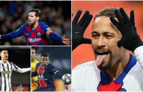 Mesi na čelu liste najplaćenijih fudbalera: Iznenadiće vas cifra koju Argentinac zarađuje u Barseloni!
