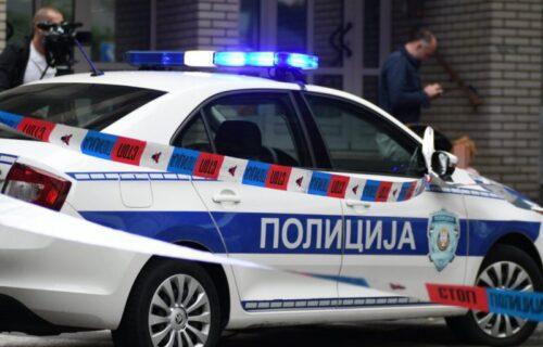 Vozač kukao i hvatao se za glavu: Stravične scene na mestu pogibije dečaka (16) kod Mladenovca
