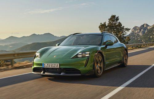 Novi Porsche na struju: Predstavljamo Taycan Cross Turismo (VIDEO)