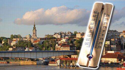 Jutro HLADNO uz mraz, tokom dana sunčano: Temperatura do 17 stepeni, a evo šta nas očekuje narednih dana