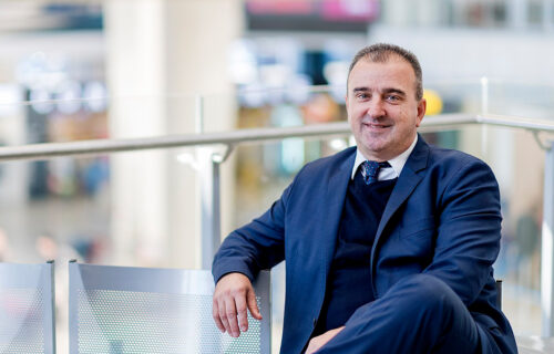 Bivši direktor Aerodroma Vlaisavljević širi glasine da će biti predsednik FSS: Istina je SASVIM DRUGAČIJA