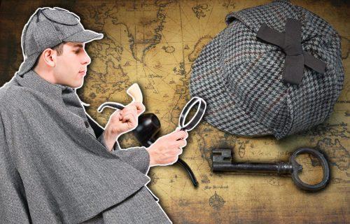 Naučno dokazano: Čuveni trik Šerloka Holmsa za savršeno pamćenje ZAISTA funkcioniše!