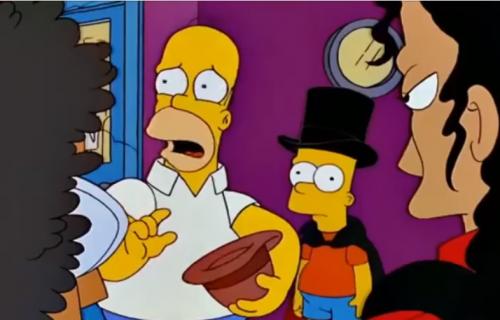 """Znate li kako je nastala čuvena pesma """"Do The Bartman""""? Za sve je kriv Majkl Džekson (VIDEO)"""
