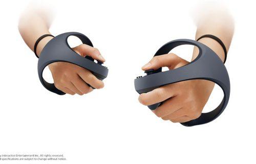Nova dimenzija gejminga: Ovako izgledaju kontroleri za PS5 VR headset (VIDEO)