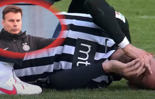 "Stanojević dodatno zabrinuo ""grobare"": Povreda Holendera ne deluje dobro! Govorio je o prelomu!"