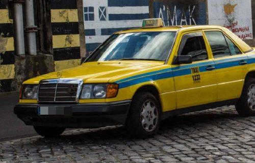 Taksista ODGRIZAO PRST ženi sa kojom se posvađao: Razlog rasprave i tuče naročito je šokantan (FOTO)