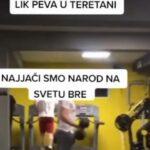 Skandal u Inđiji! Internetom kruži snimak ŽURKE organizovane u TERETANI! (VIDEO)