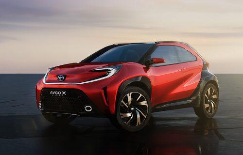 Nova vizija A-segmenta: Predstavljena Toyota Aygo X Prologue (VIDEO)