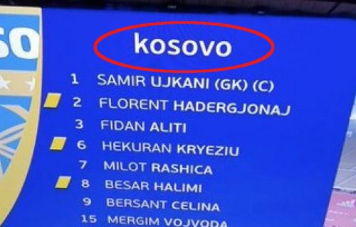 """Skandal na Nova S: I dok Španci tzv. kosovo pišu malim slovom, """"srpska"""" televizija ih oslovljava velikim"""