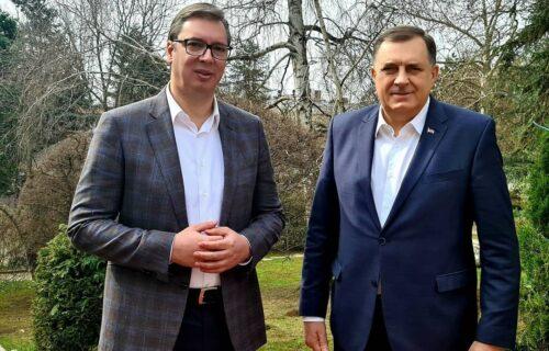 Milorad Dodik o napadima na decu predsednika Vučića: Javnost je zgrožena, takvo ponašanje za svaku osudu